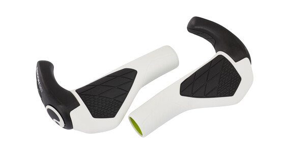 Ergon GS2 Cykelhåndtag hvid/sort